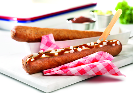 Foto Frikandel spec. curry